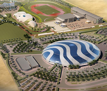 Transpro Systems Multipurpose Hall Amp Arena At Nad Al Sheba